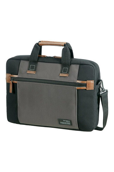 Sideways Laptop Sleeve Black/Grey
