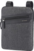 Hip-Style #2 Crossover bag Anthracite
