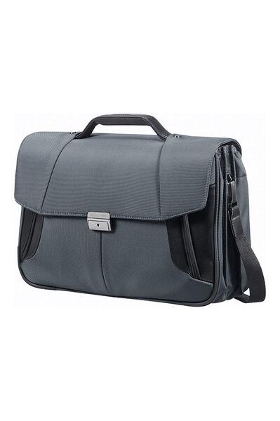 XBR Briefcase Grey/Black