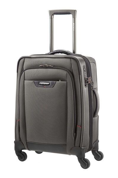 Pro-DLX 4 Business Spinner (4 wheels) 55cm Magnetic Grey