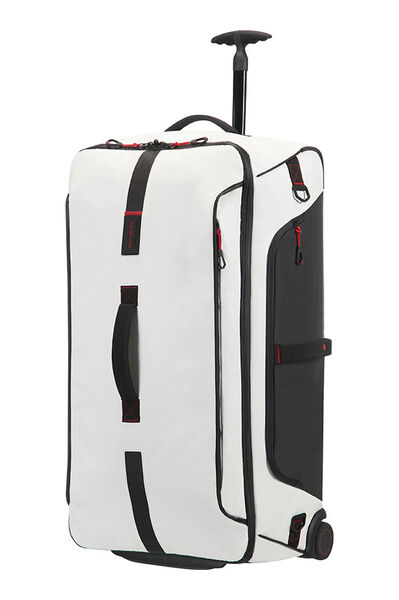 Paradiver Light Duffle with wheels 79cm White