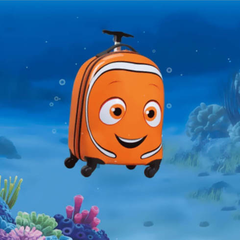 Finding the right backpack with Disney by Samsonite