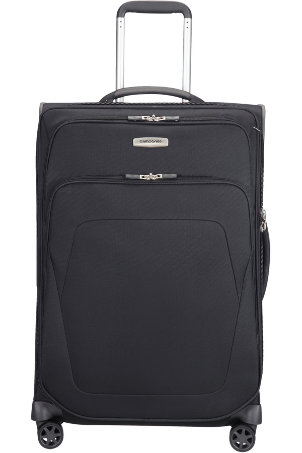 Samsonite Spark SNG Spinner Expandable 67cm  Black