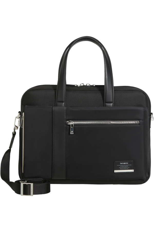 Samsonite Openroad Chic Slim Bailhandle  15.6inch Black