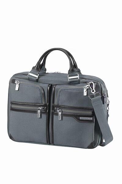 GT Supreme Briefcase Grey/Black