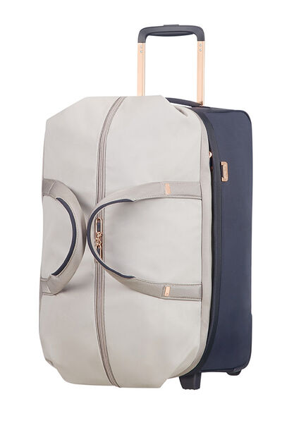 Uplite Duffle with wheels 55cm Pearl/Blue