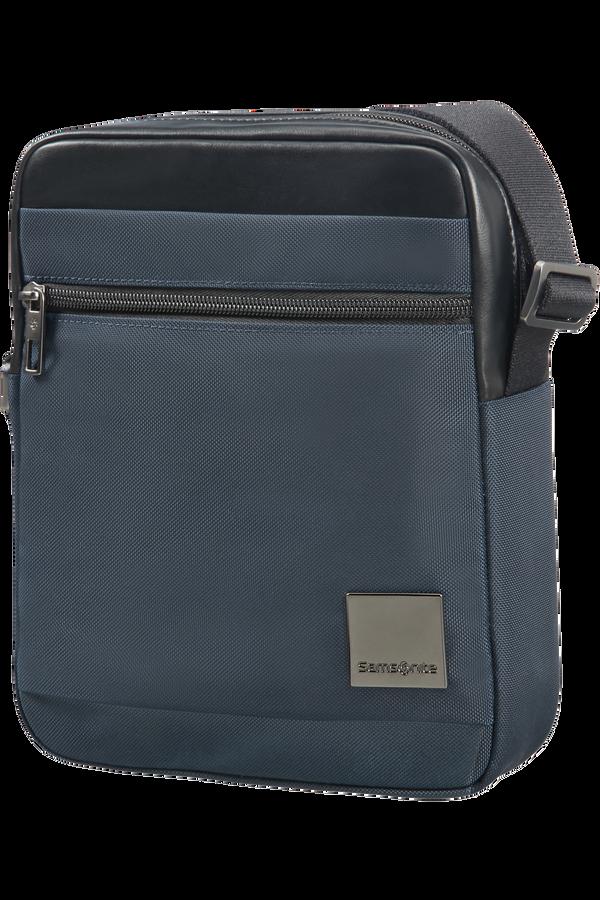 Samsonite Hip-Square Tablet Crossover M  20cm/7.9inch Dark Blue