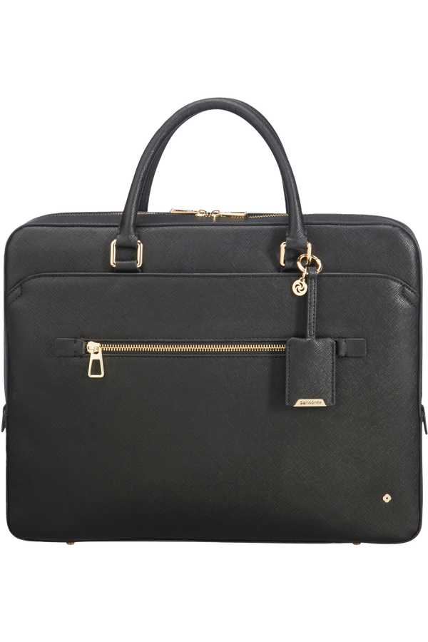 Samsonite Lady Becky Bailhandle  15.6inch Black