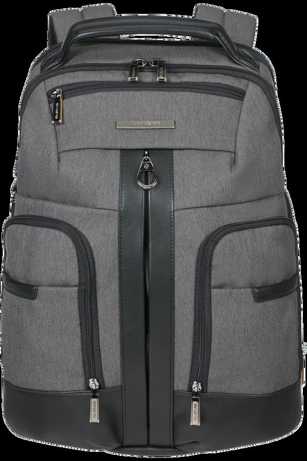 Samsonite Checkmate Laptop Backpack C.Zip 15.6'  Grey