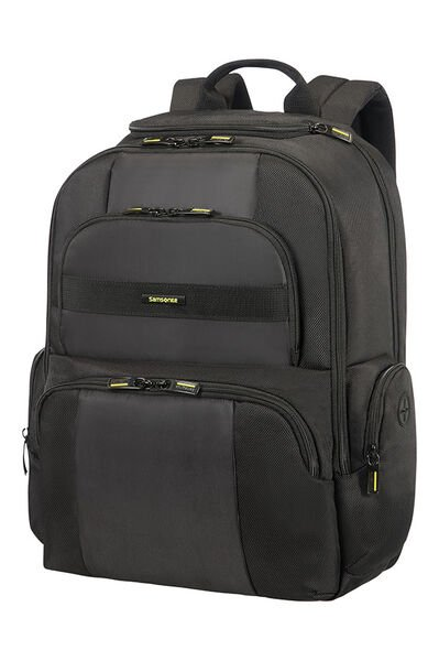 Infinipak Laptop Backpack Black/Black