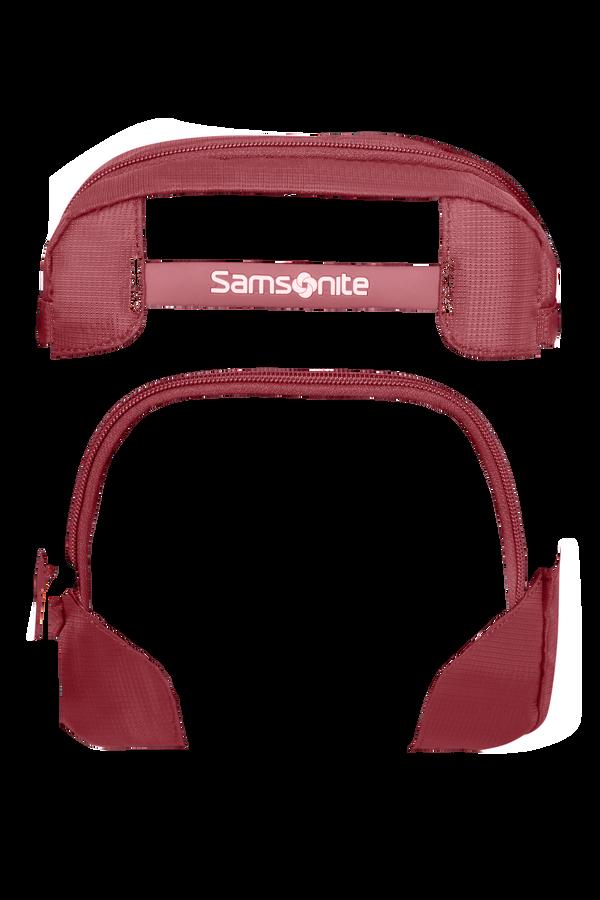Samsonite Rewind Cross Over  Granita Red