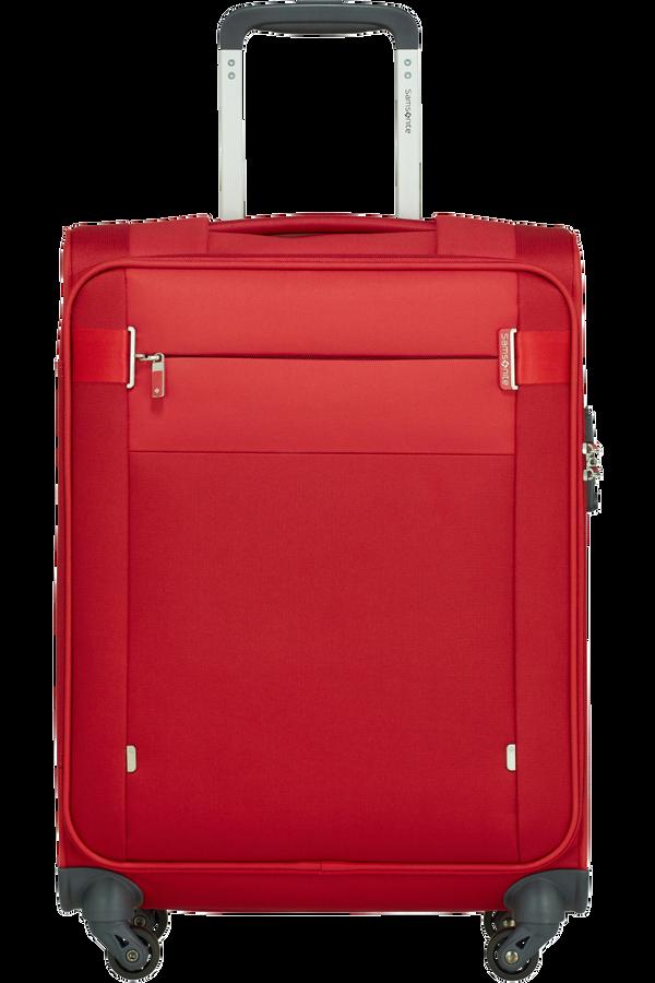 Samsonite Citybeat Spinner Length 40cm 55cm  Red
