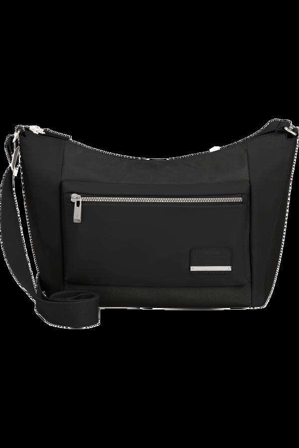 Samsonite Openroad Chic Shoulder Bag + 2 Pkts M  Black