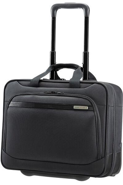 Vectura Rolling laptop bag Black