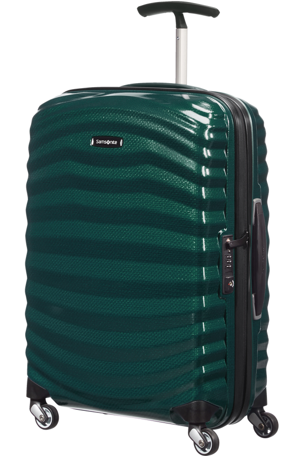 Samsonite Lite-Shock Spinner 55cm  Green