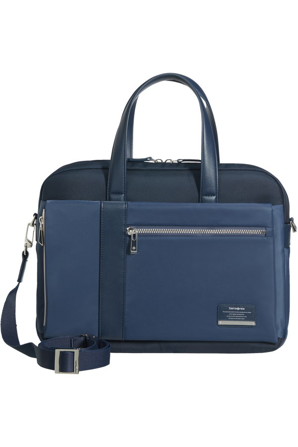 Samsonite Openroad Chic Slim Bailhandle  15.6inch Midnight Blue