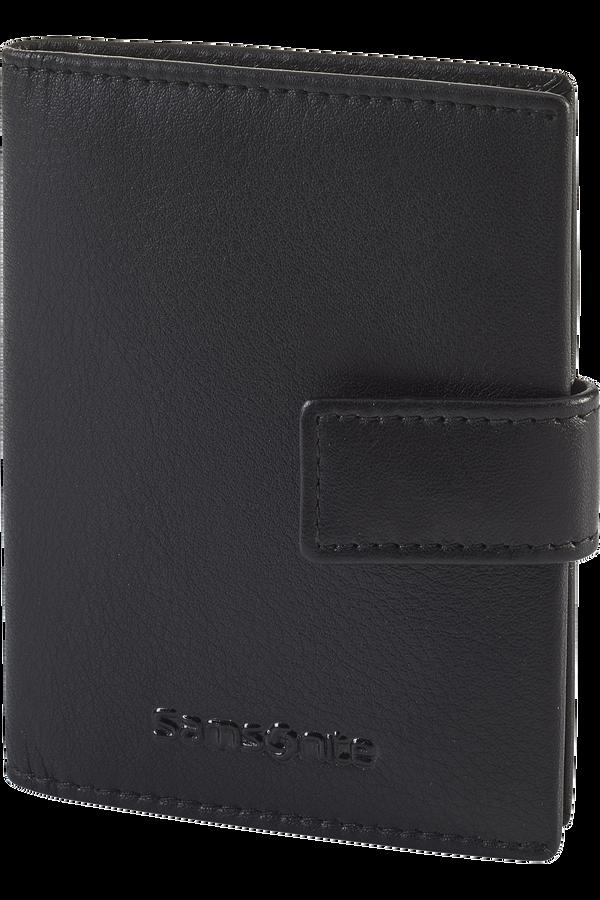 Samsonite Success Slg CC/Visit Card Holder Vertical Black