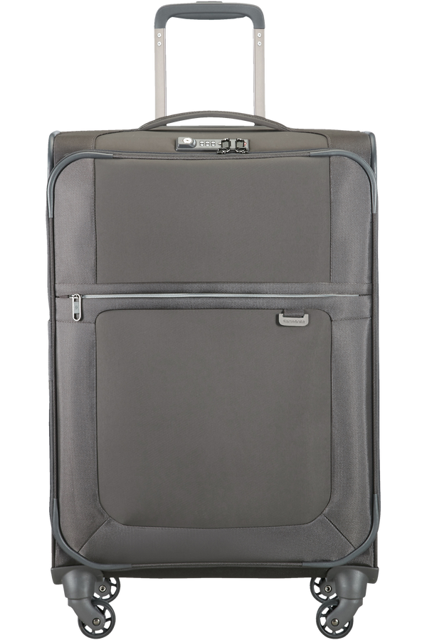Samsonite Uplite Spinner Expandable 67cm Grey