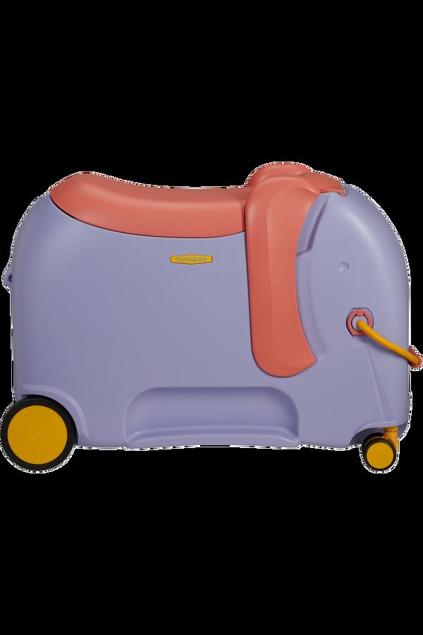 Samsonite Dream Rider Deluxe Ride-On Spinner Elephant  Elephant Lavender