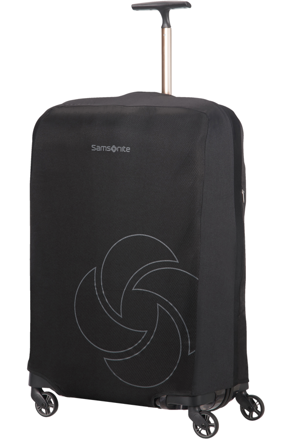 Samsonite Global Ta Foldable Luggage Cover M Black
