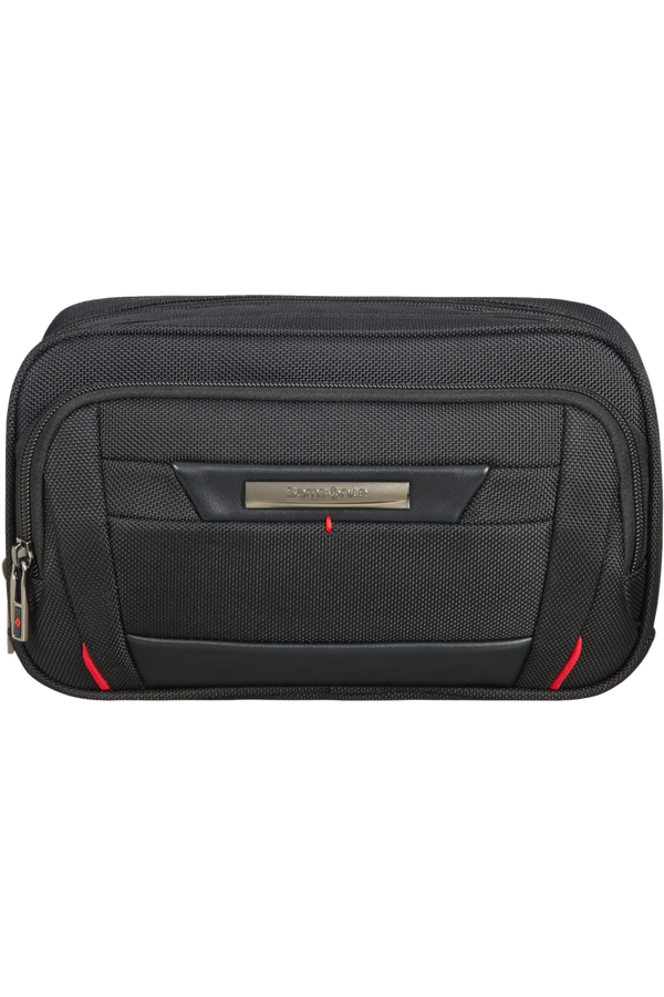 Samsonite Pro-Dlx 5 C. Cases Horizontal Pouch  Black