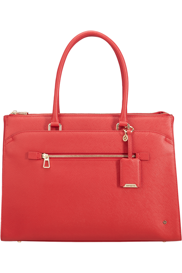 Samsonite Lady Becky Bailhandle 2 Comp  14.1inch Red