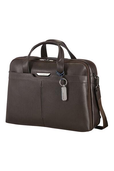 Sygnum Briefcase Dark Brown