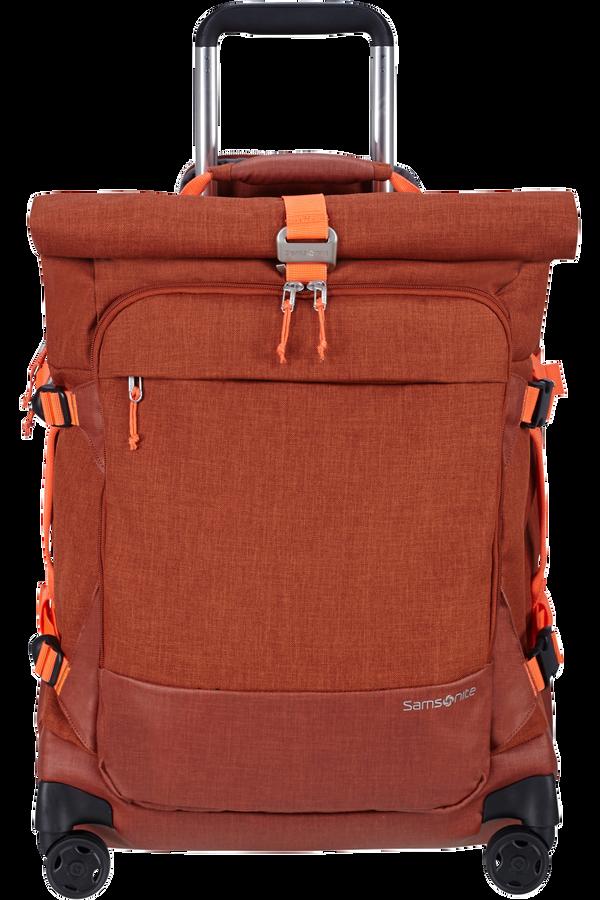 Samsonite Ziproll Spinner Duffle 55/20  Burnt Orange