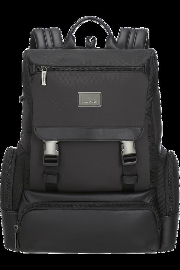 Samsonite Waymore Laptop Backpack Flap  15.6inch Black