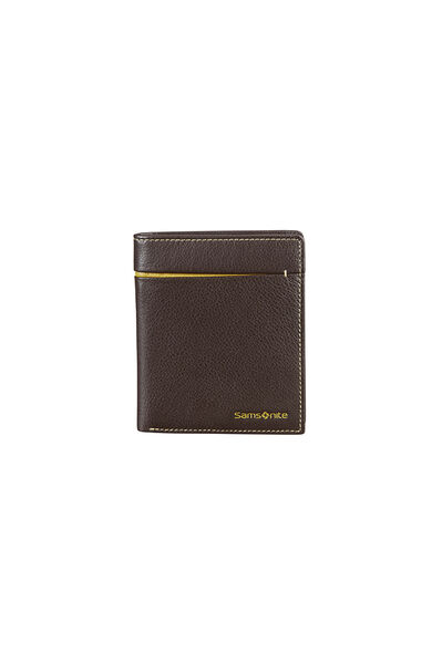S-Pecial SLG Wallet Brown/Lime