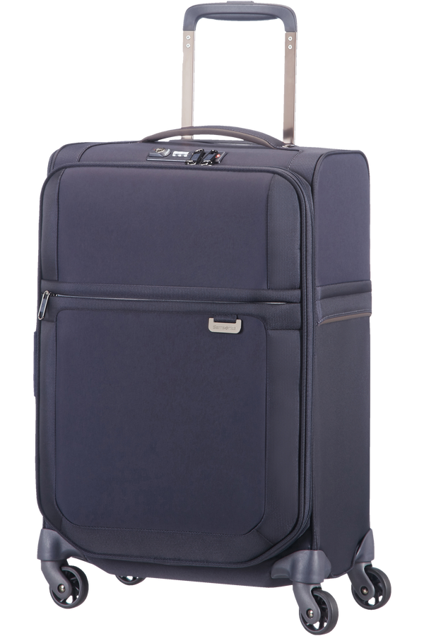 Samsonite Uplite Spinner Expandable 55cm Blue