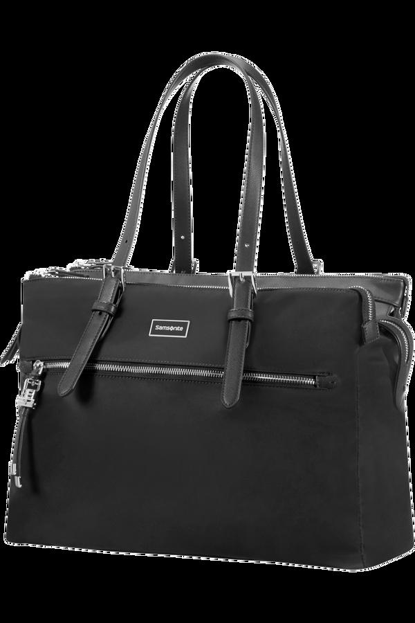 Samsonite Karissa Biz Organised Shopping Bag  14.1inch Black