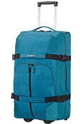 Rewind Duffle with wheels 68cm Turquoise