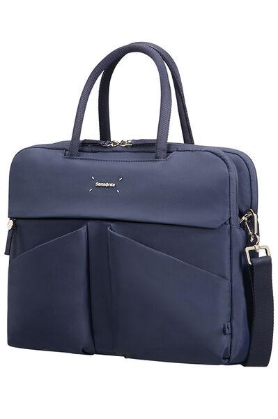 Lady Tech Briefcase Dark Blue