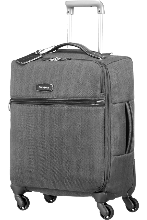 Samsonite Lite DLX Spinner 55cm 25.7cm/10.1inch  Eclipse Grey