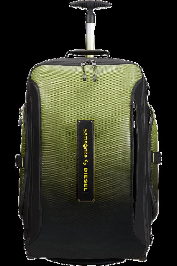 Samsonite Paradiver X Diesel Duffle with Wheels 67cm  Black/Yellow