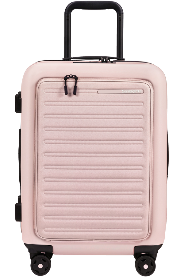 Samsonite Stackd Spinner Expandable Easy Access 55cm  Rose