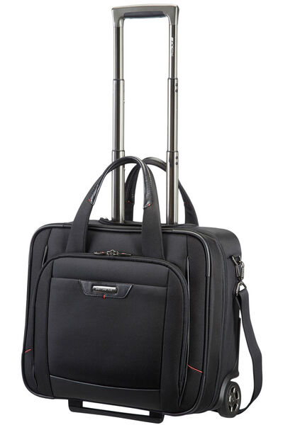 Pro-DLX 4 Business Rolling laptop bag Black