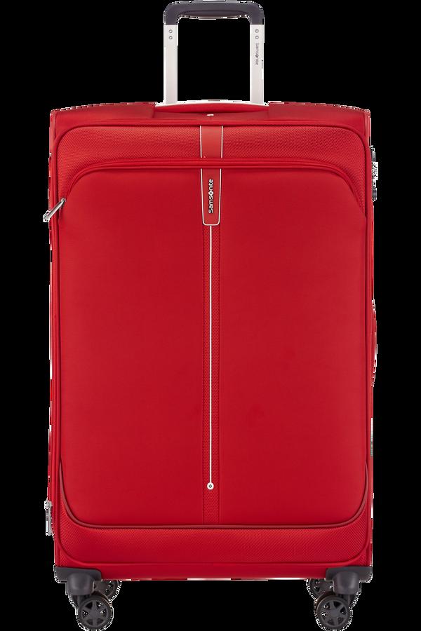 Samsonite Popsoda Spinner 78cm  Red