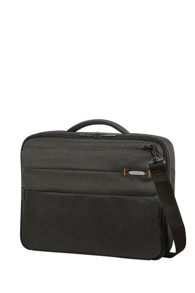 Network 3 Briefcase Charcoal Black