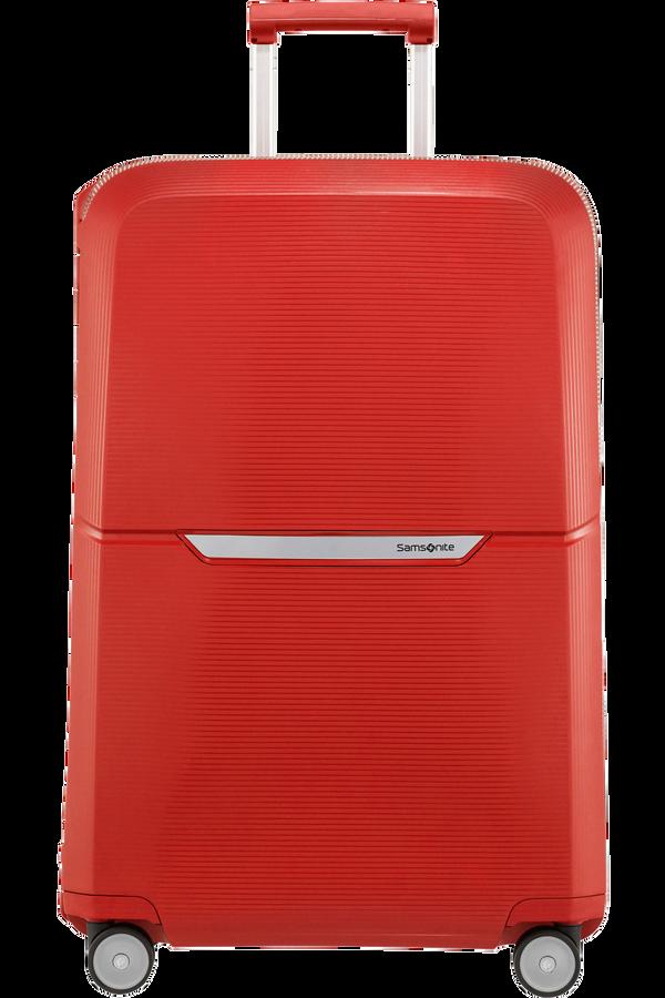 Samsonite Magnum Spinner 75cm  Bright Red