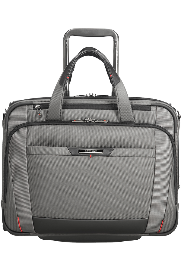 Samsonite Pro-Dlx 5 Business Case WH Expandable  39.6cm/15.6inch Magnetic Grey