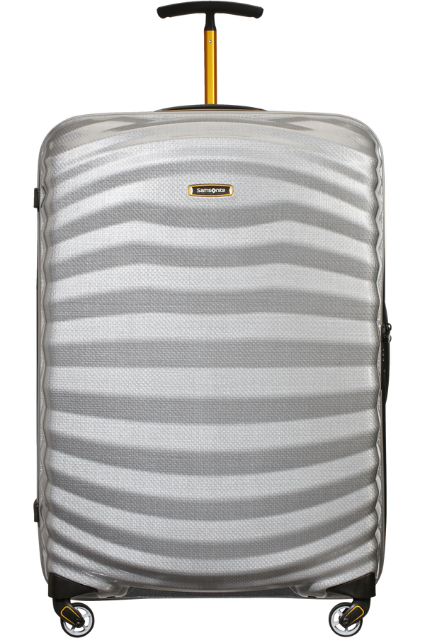 Samsonite Lite-Shock Sport Spinner 75cm  Silver/Yellow