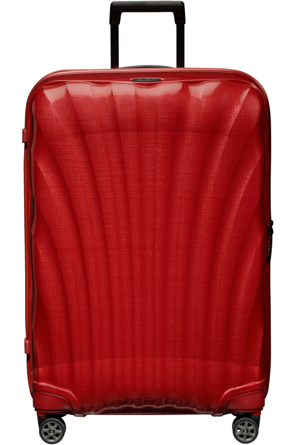 Samsonite C-Lite Spinner 75cm  Chili red