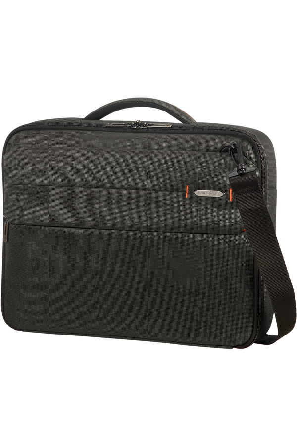 Samsonite Network 3 Office Case  39.6cm/15.6inch Charcoal Black