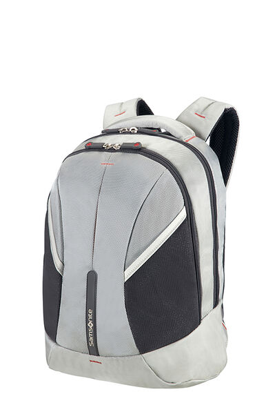 4Mation Backpack S Silver/Red