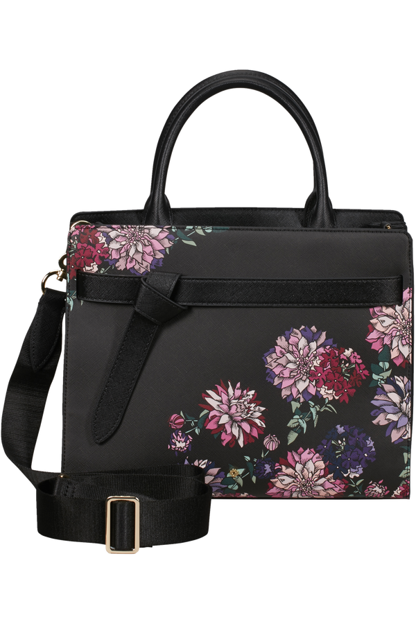 Samsonite My Samsonite Handbag Flw Pr  Black/Flower Print