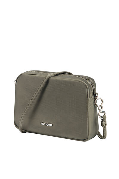 Move 2.0 Shoulder bag S Silver green