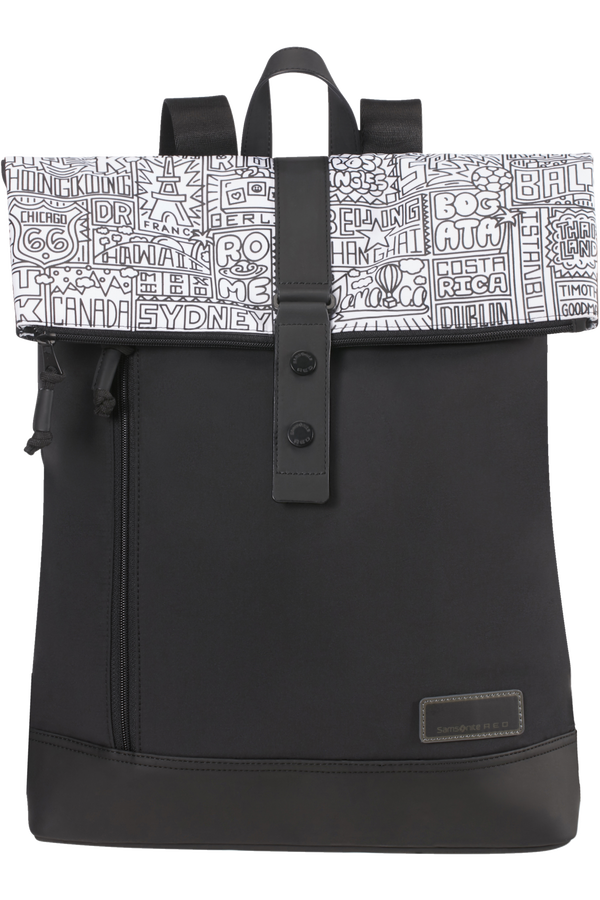 Samsonite Glaehn Backpack  Tg Print