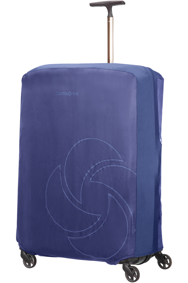 Samsonite Global Ta Foldable Luggage Cover XL  Midnight Blue